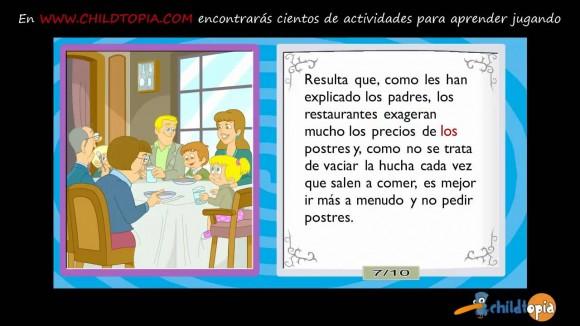 cuentos childtopia