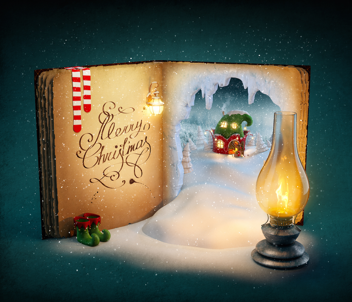 cuentos de Navidad en vídeo