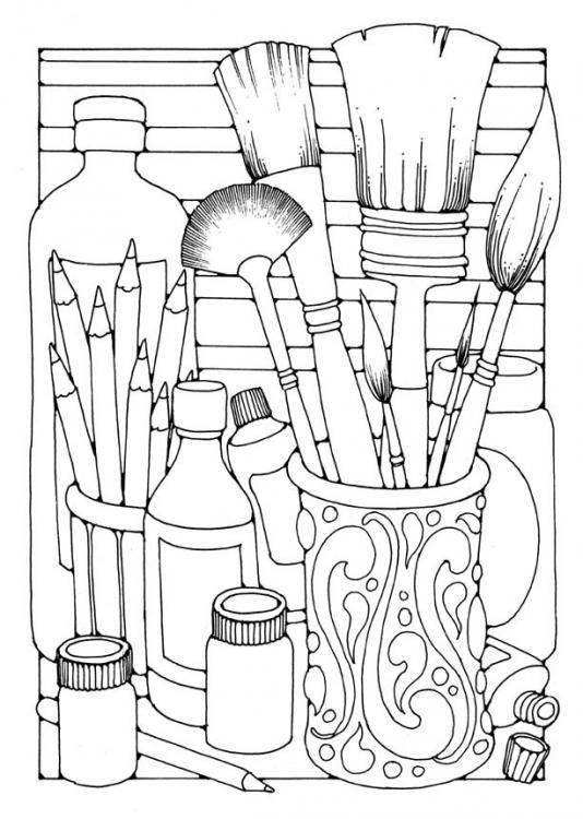 Dibujos para colorear para el verano - Educación 2.0