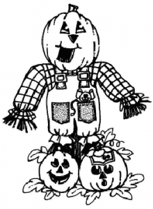 dibujos halloween1