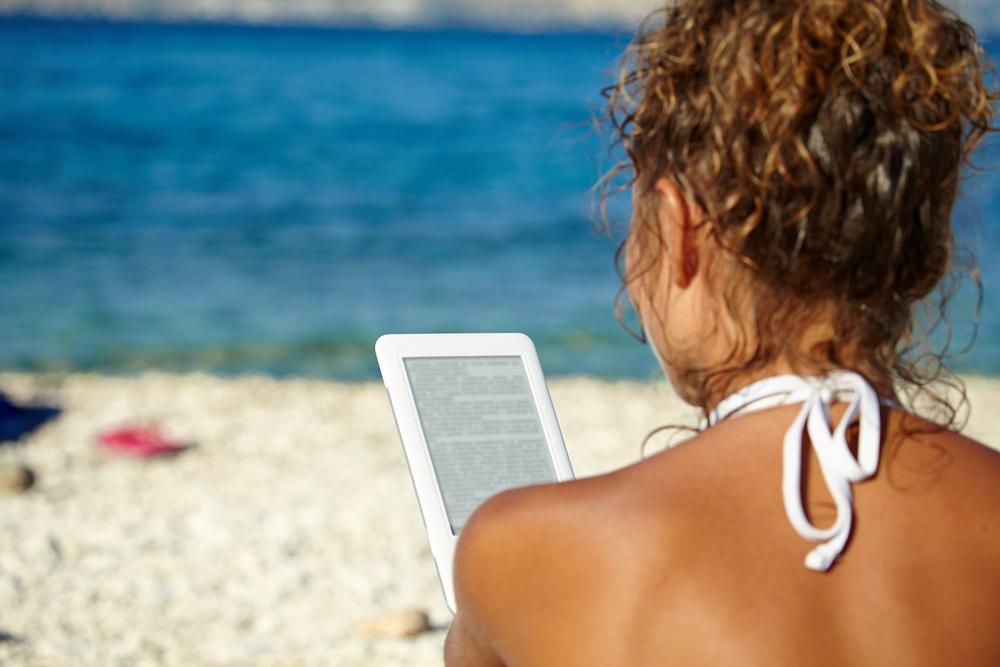 e-books para leer en verano