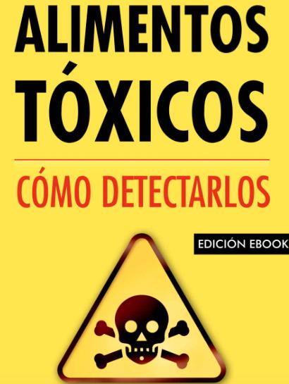 ebook alimentos toxicos