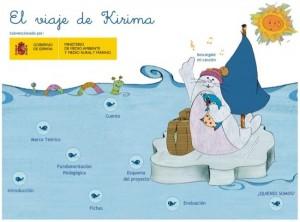 el viaje de kirima