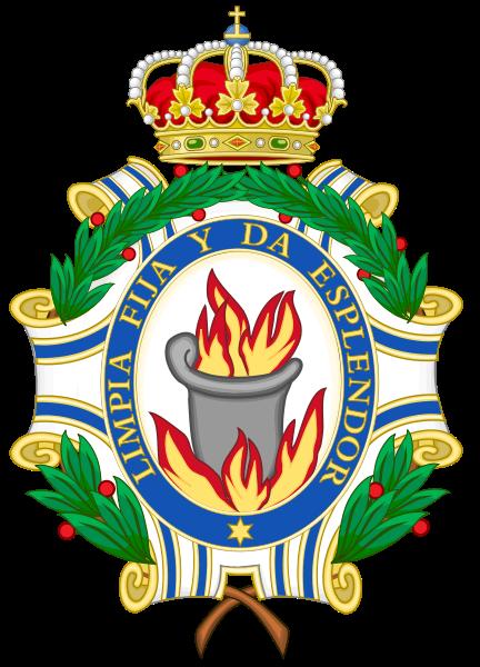 escudo de la rae