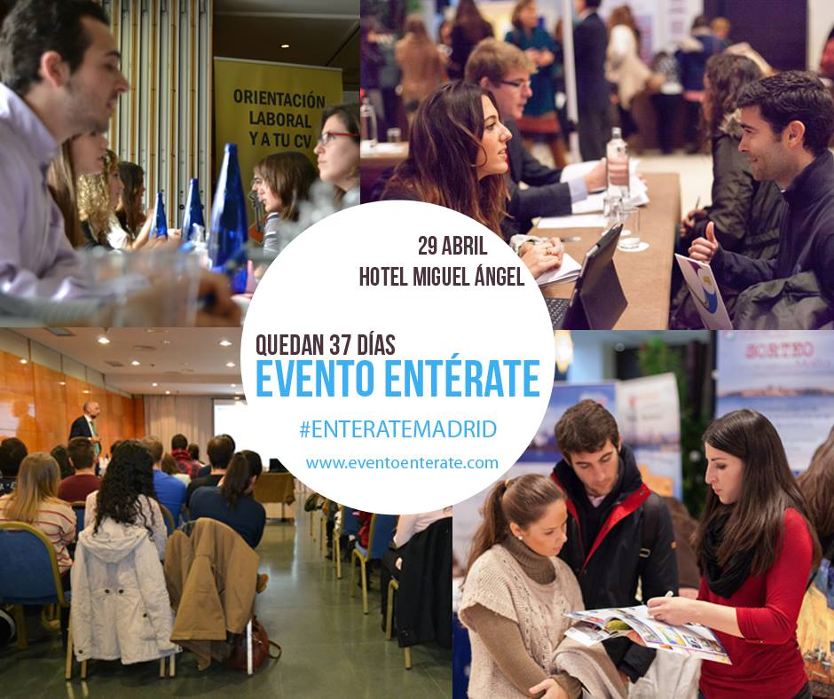 evento enterate madrid