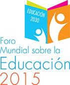 foro mundial de educacion