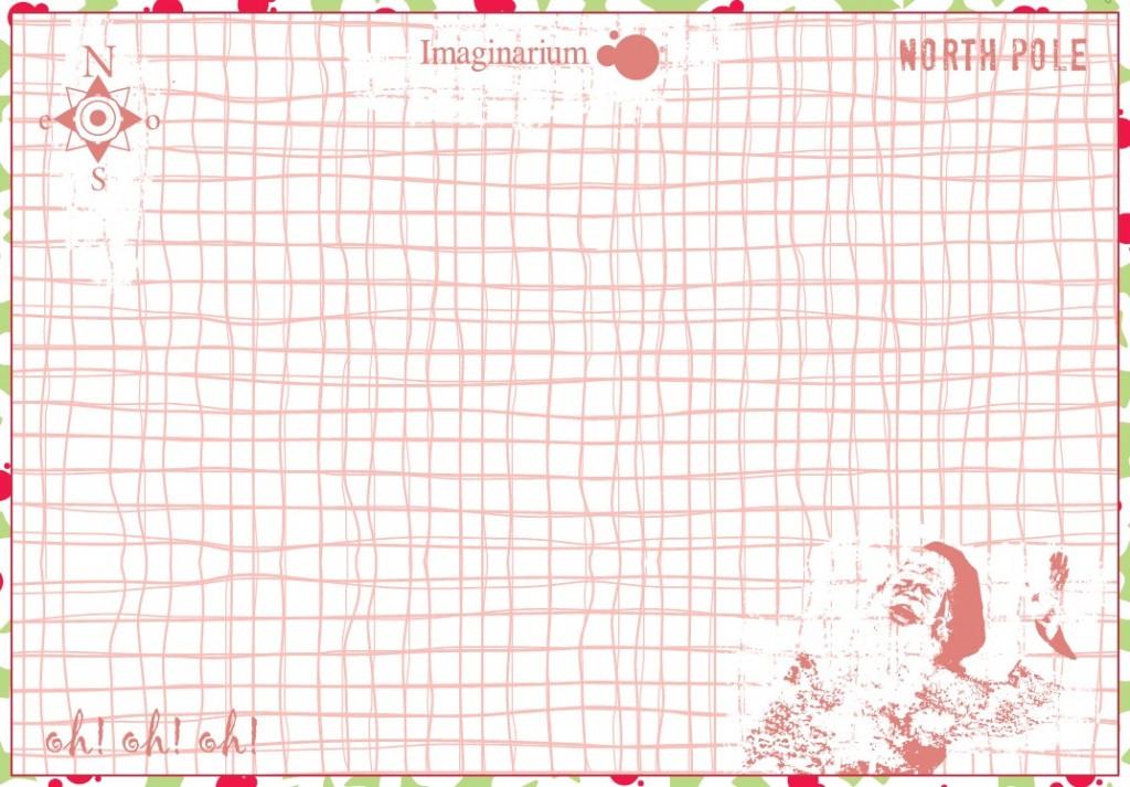 imaginarium carta papa noel