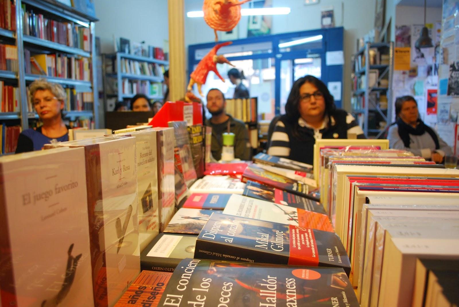 la fugitiva libreria madrid