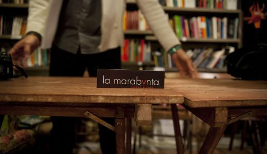 la marabunta libreria madrid