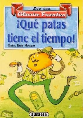 libros de poesía infantil qué patas tiene el tiempo