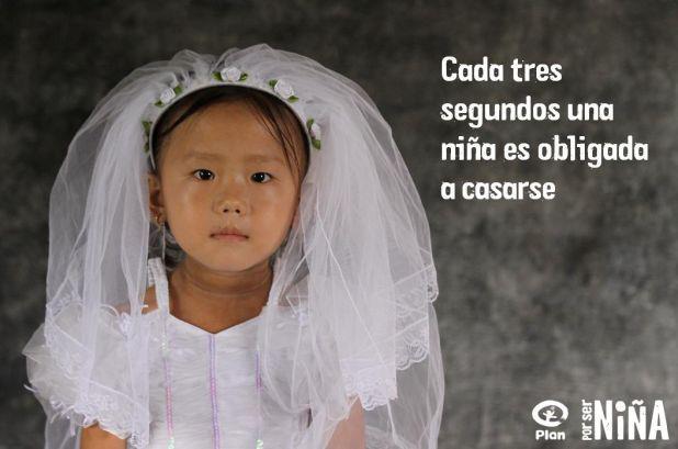 matrimonios infantiles