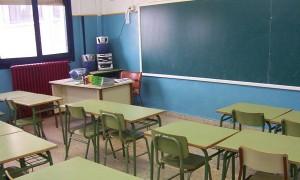 menos profesores para más alumnos