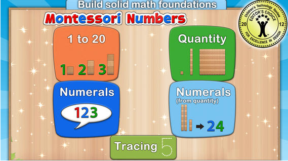 montessori maths