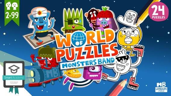 mundo puzzles