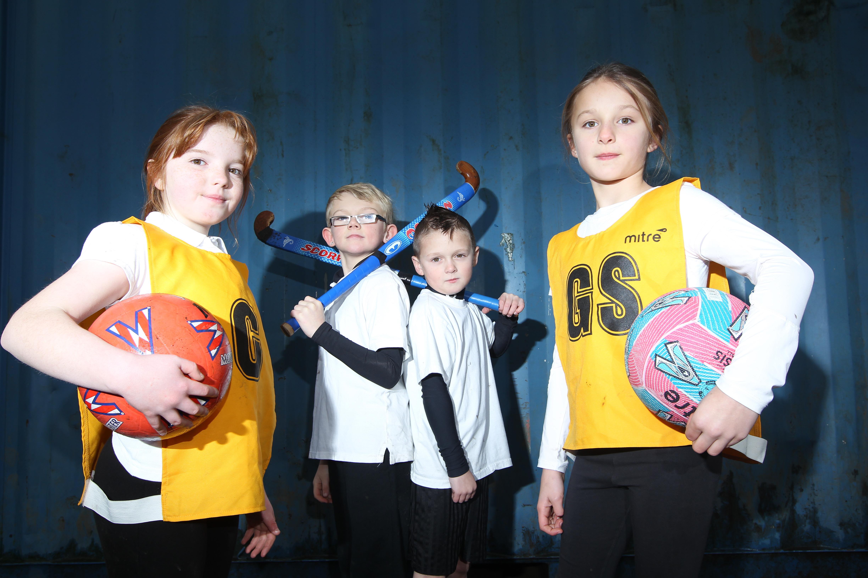 nenes deporte