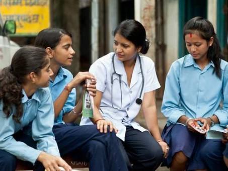 niñas y educación