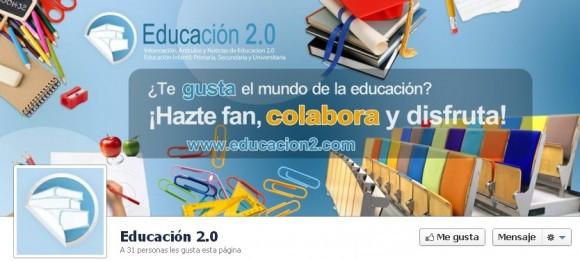 pagina facebook educacion 2