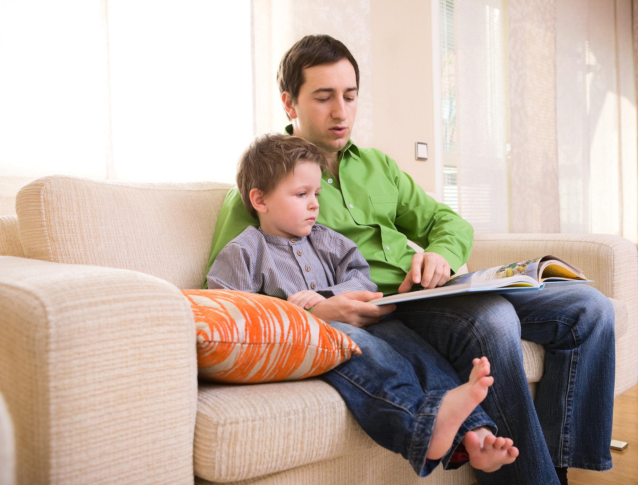 papa lee hijo