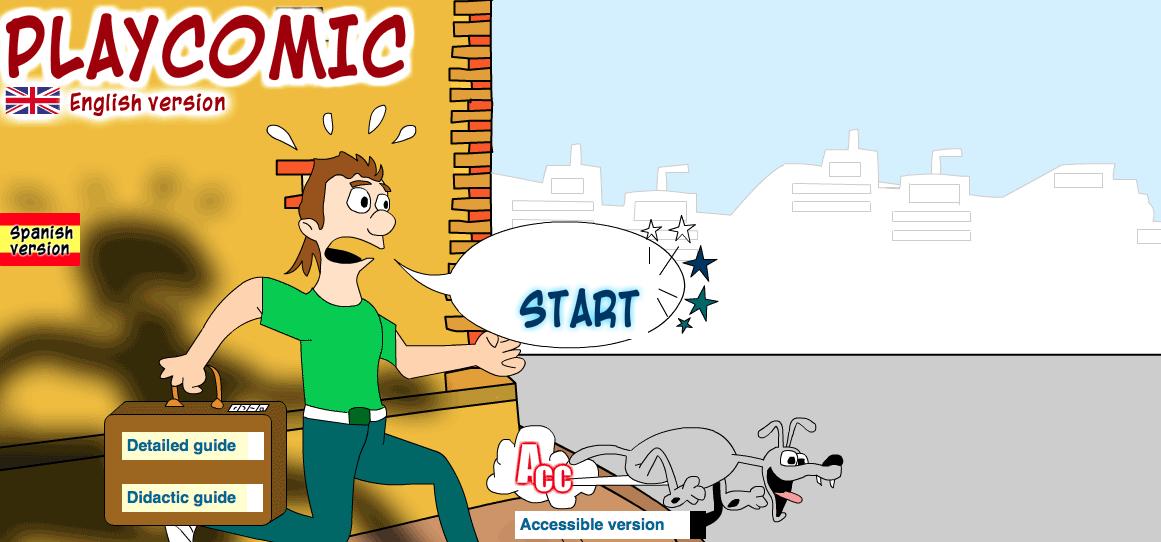 play comic app