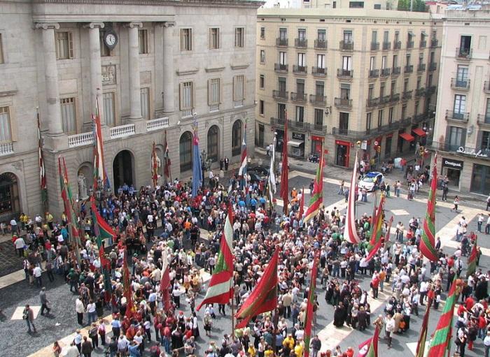 plaza de san jaime