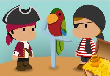 pocoyo piratas