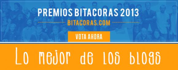 premios bitacoras 2013 lo mejor de los blogs