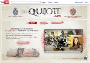 quijote en youtube