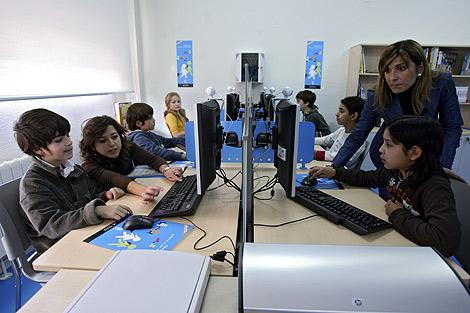 redes sociales en las aulas