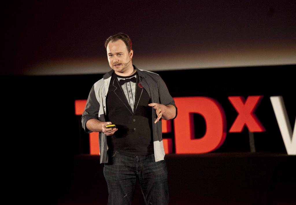 Fuente:  TEDx Warsaw