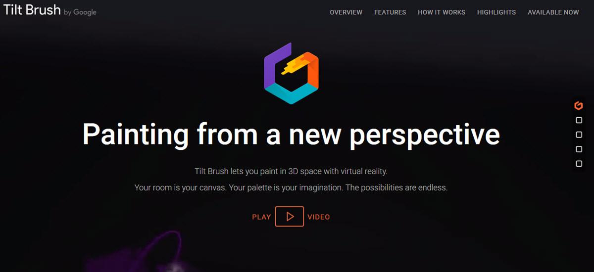 app de realidad virtual