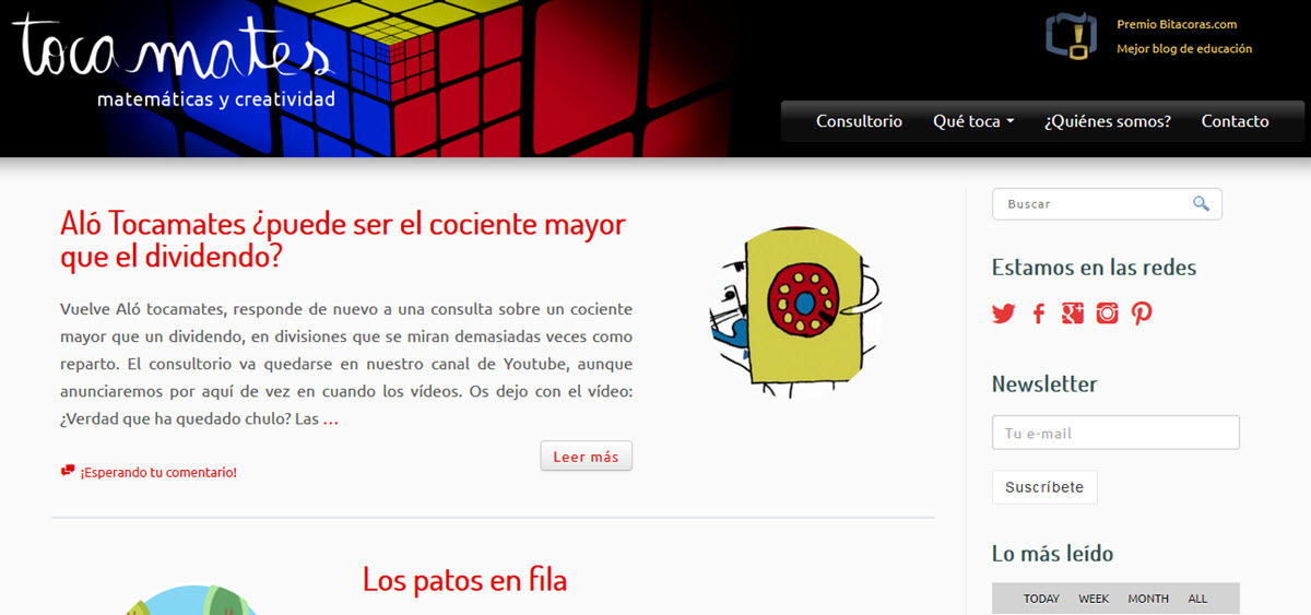 aprender matemáticas online