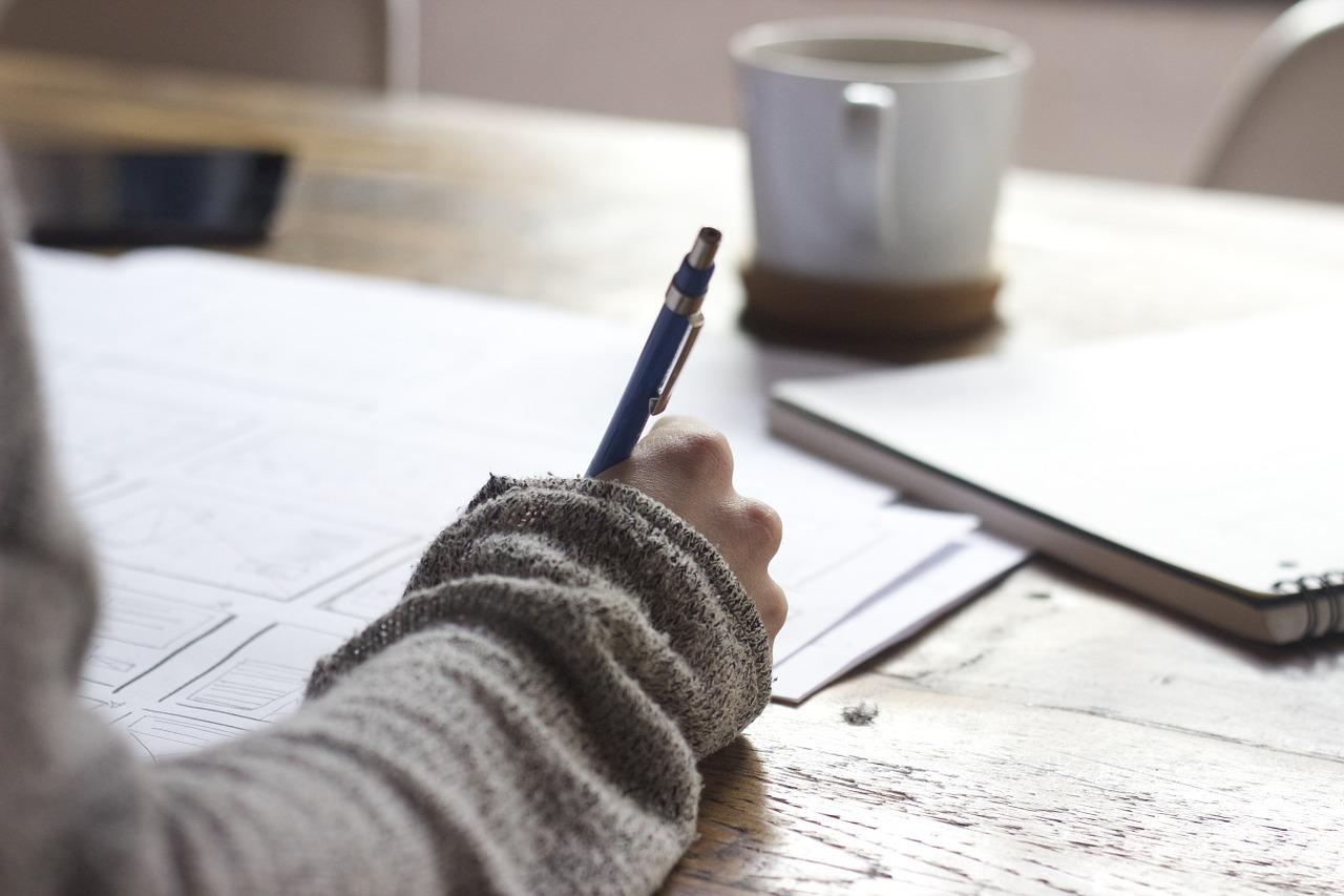 aprender a escribir