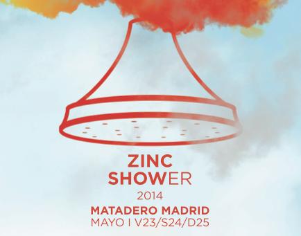 zincshower 2014 - se buscan emprendedores culturales y creativos